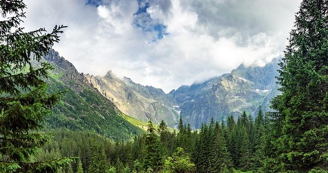 Ferie w górskich klimatach