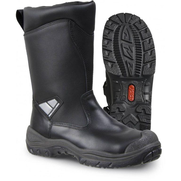 Noś buty robocze, jakie w pełni ochronią twoją stopę