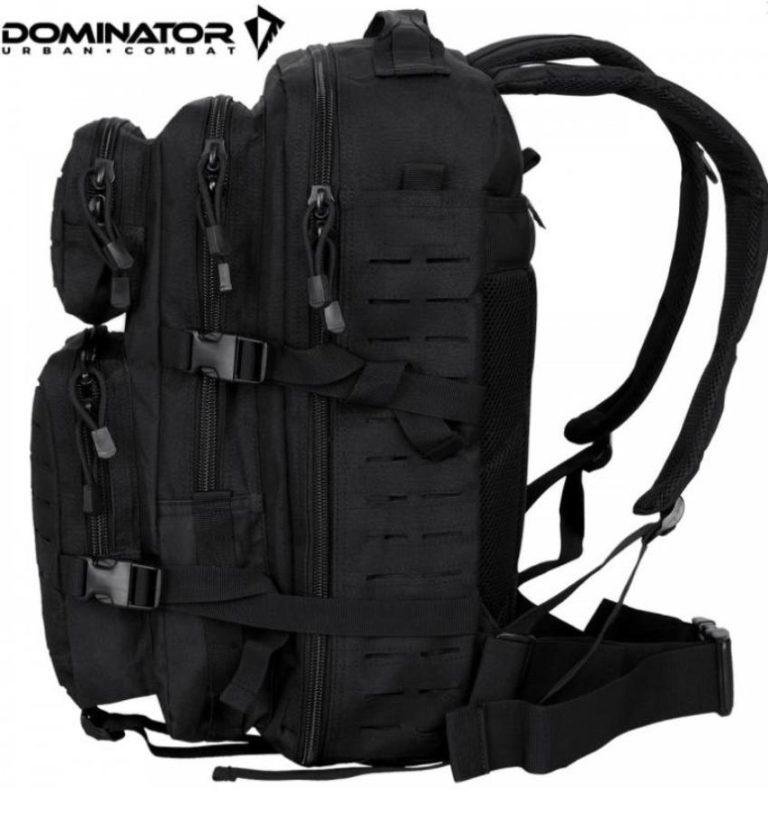 Plecaki taktyczne – wytrzymałe wyposażenie