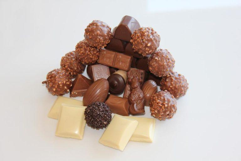 Słodycze uwielbia większość z nas